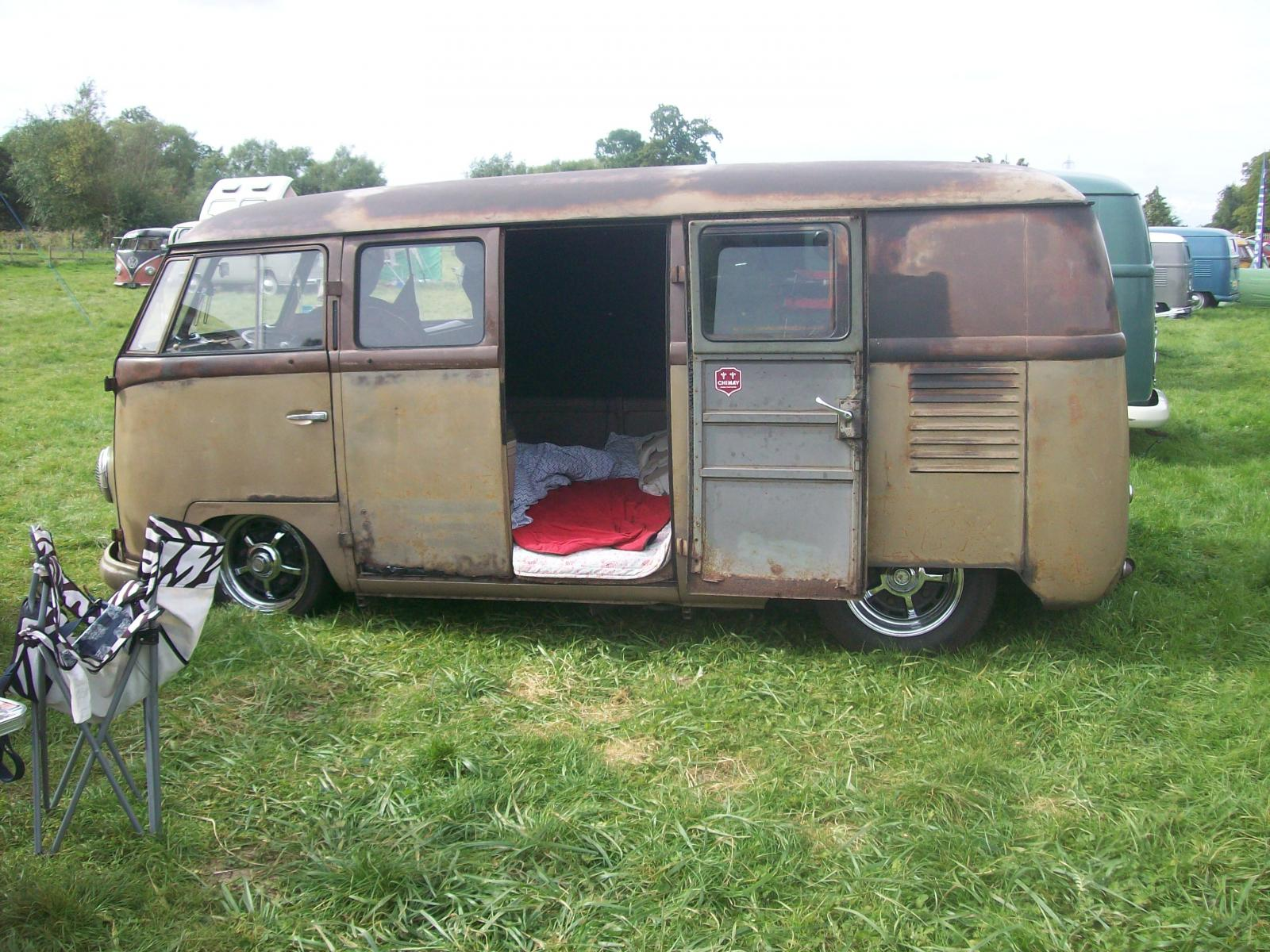 barndoor campout sunday