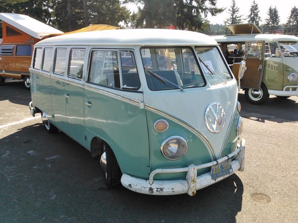 Northwest VW Nationals 2015...