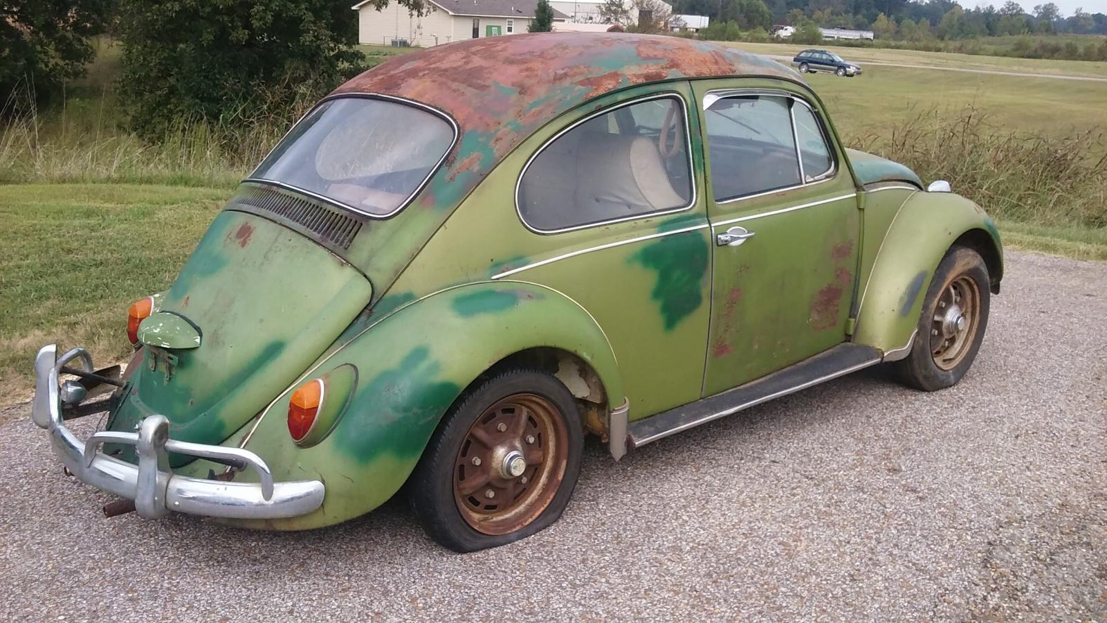 how i owned a 1961 vw beetle for 10000