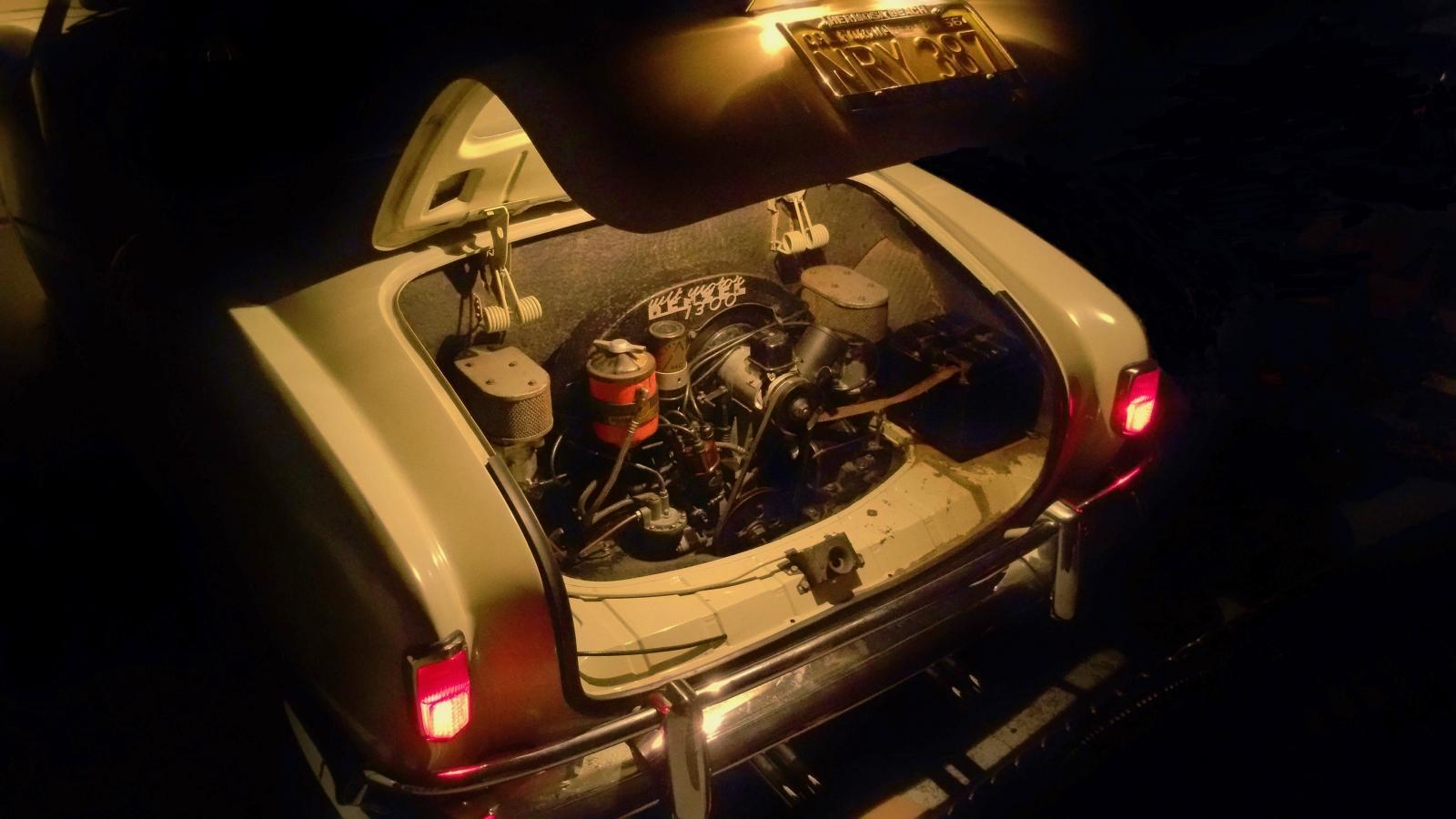 1959 Denzel Powered Lowlight