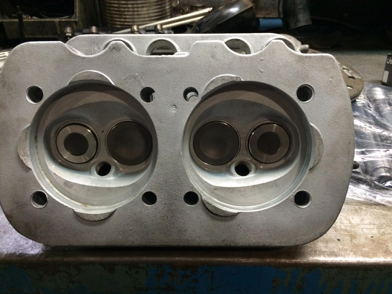 After a trip to the machine shop!