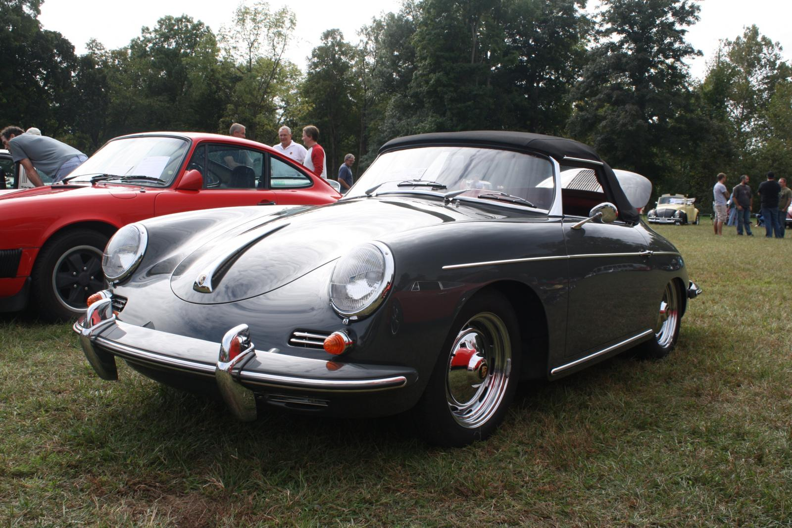 Cincinnati VW Club VW Porsche Car Show 2015