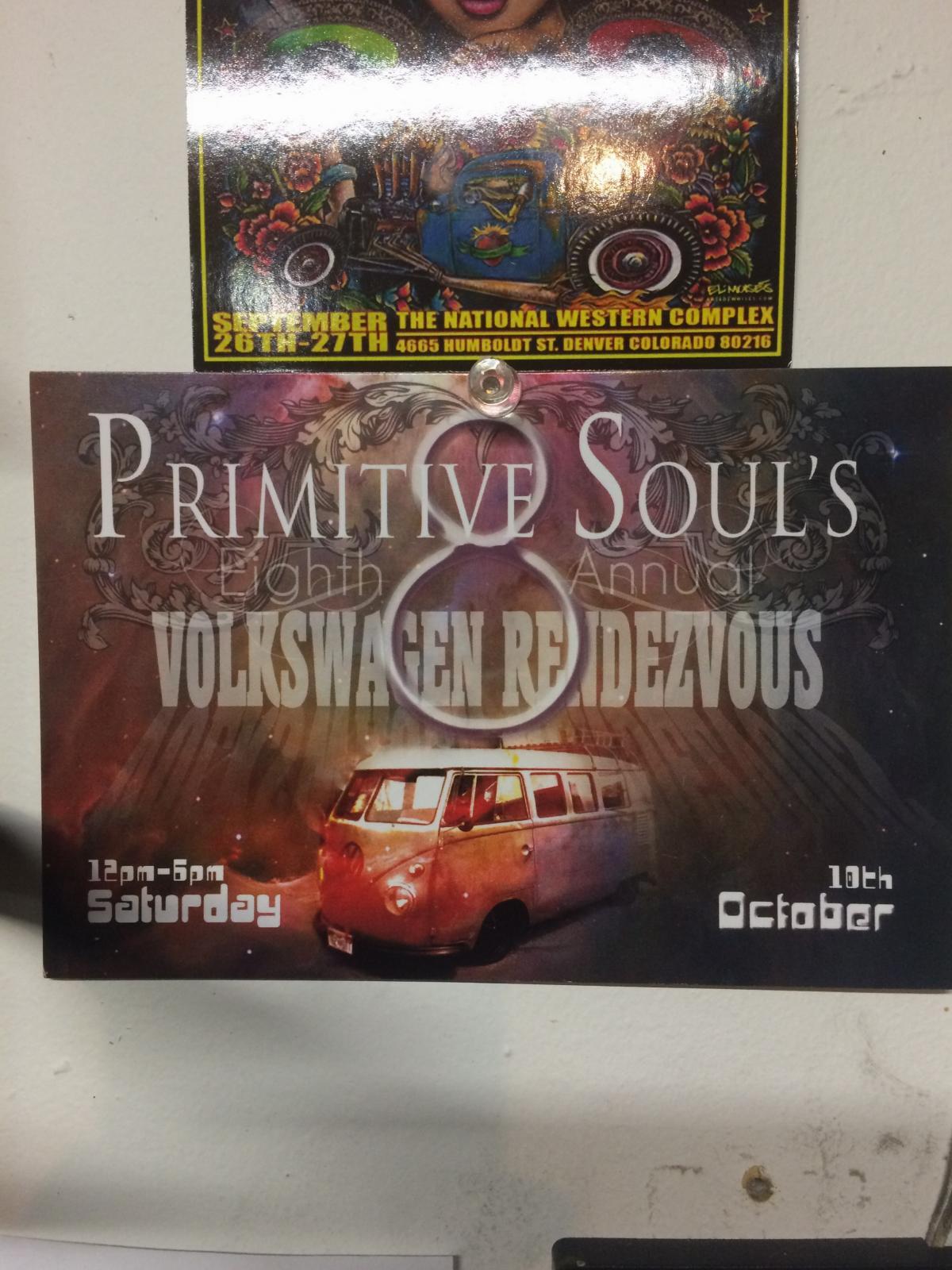 Primitive soul