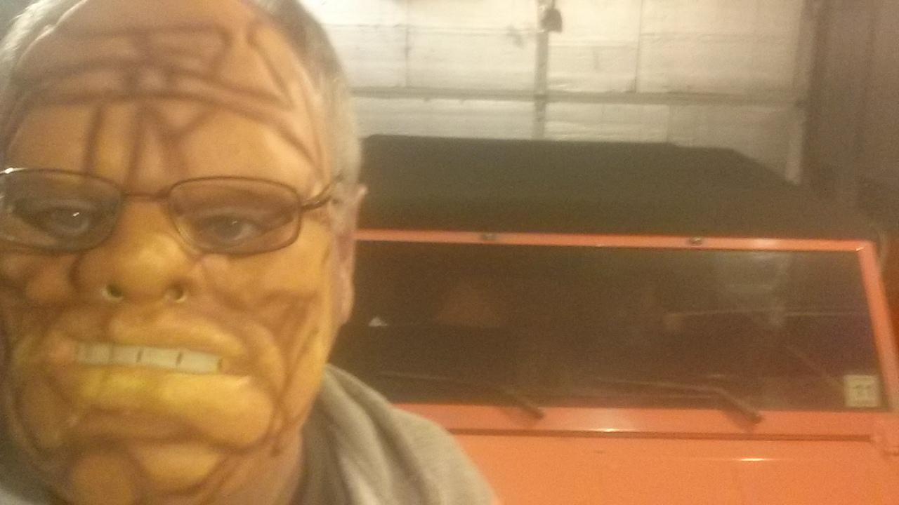 Thing mask