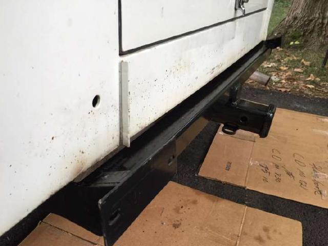 1972 Bus Hitch