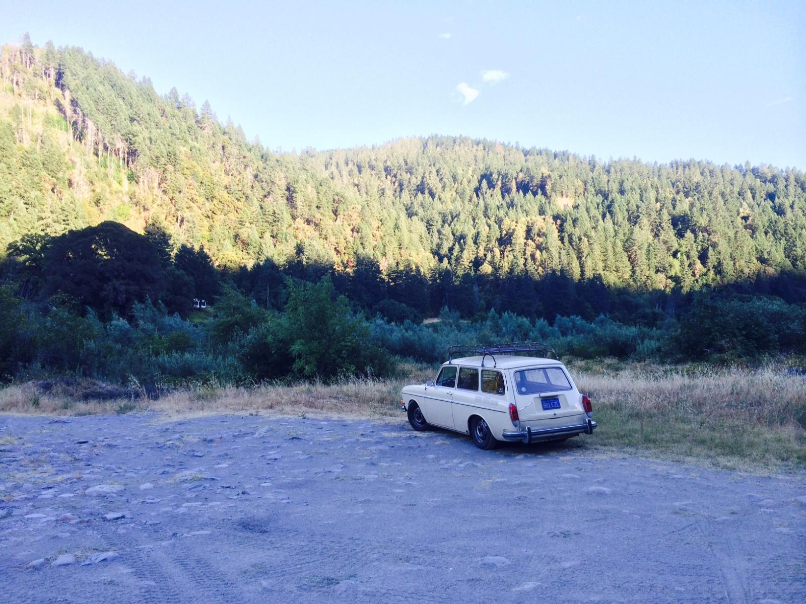 Squareback in the Six Rivers National Forest