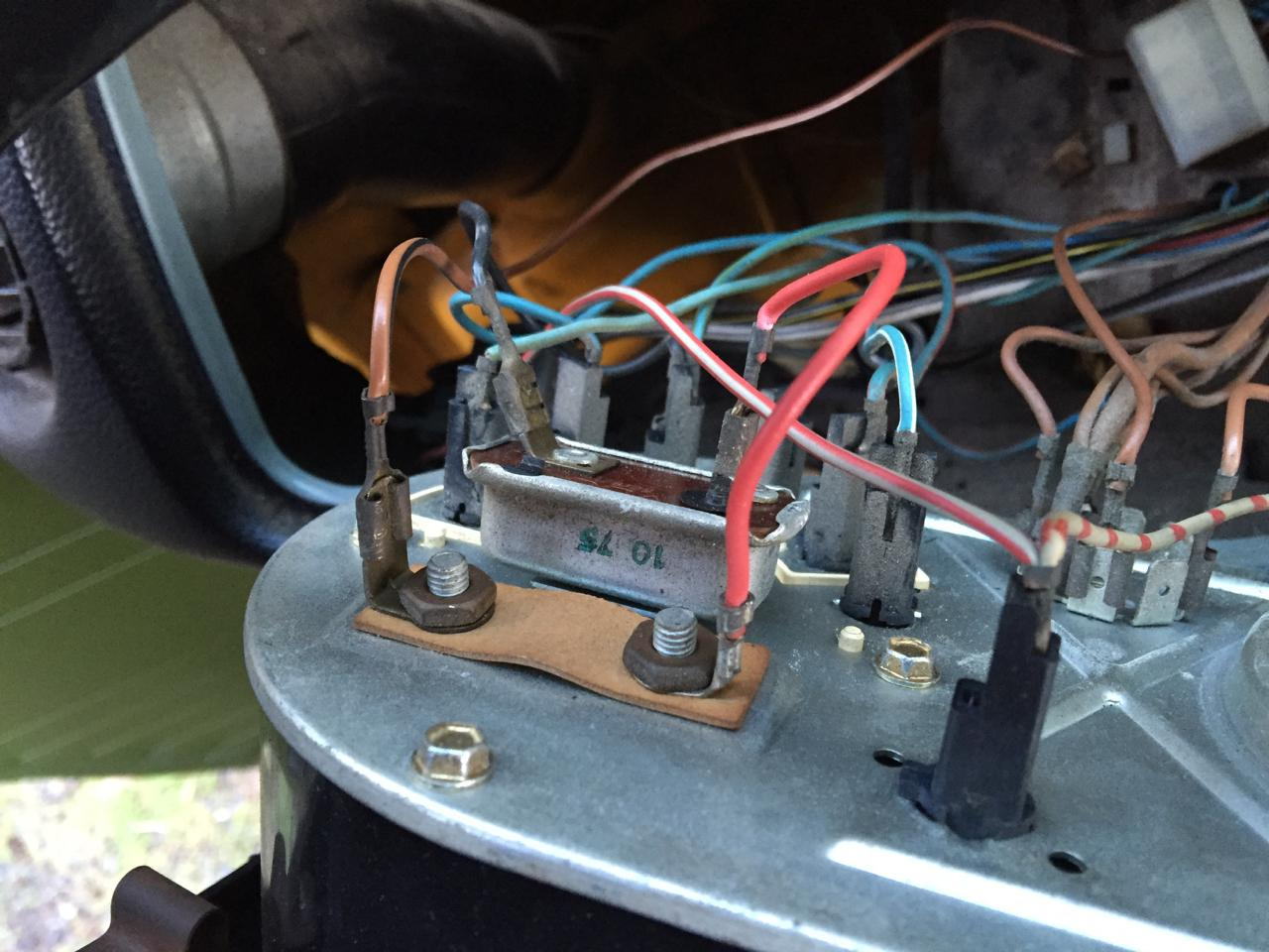 Ignition Wiring Vw Camper