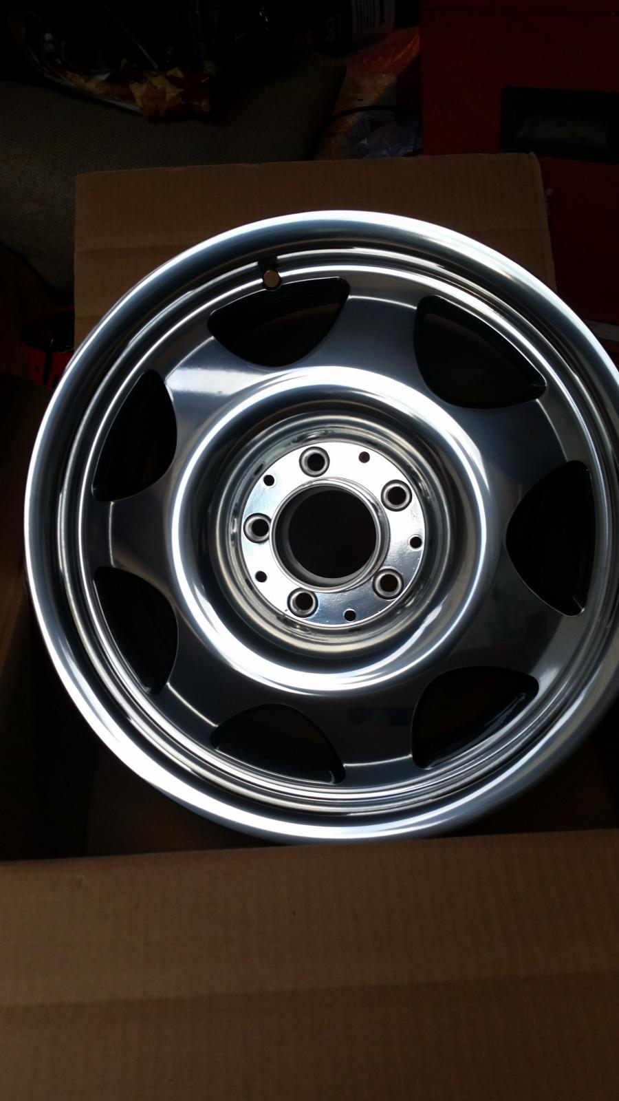 Vanagon Wheels set