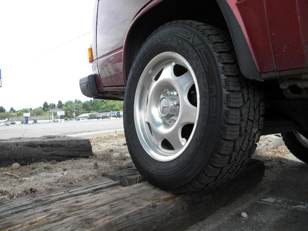 Vanagon Wheels set