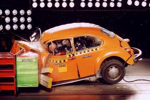 Vw Beetle Test >> Thesamba Com Beetle 1958 1967 View Topic A Bug Crash Test