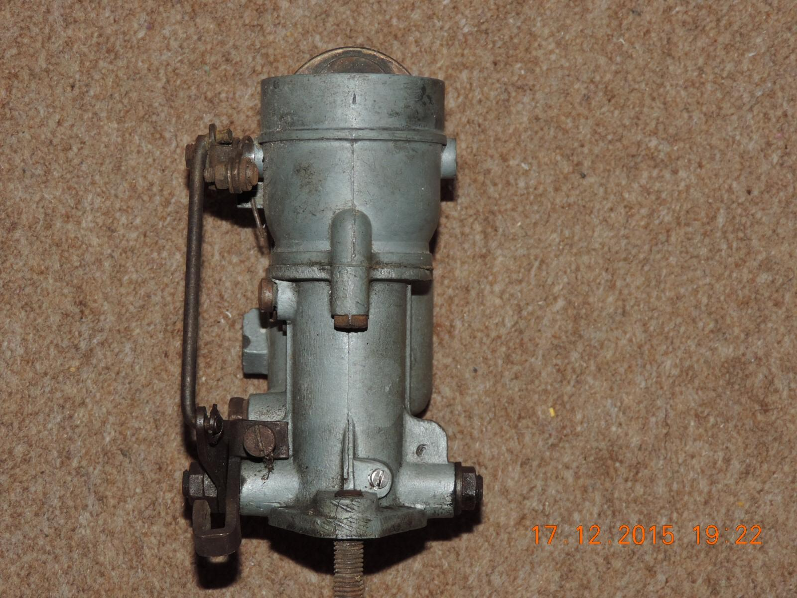 Early VW Carburettor??