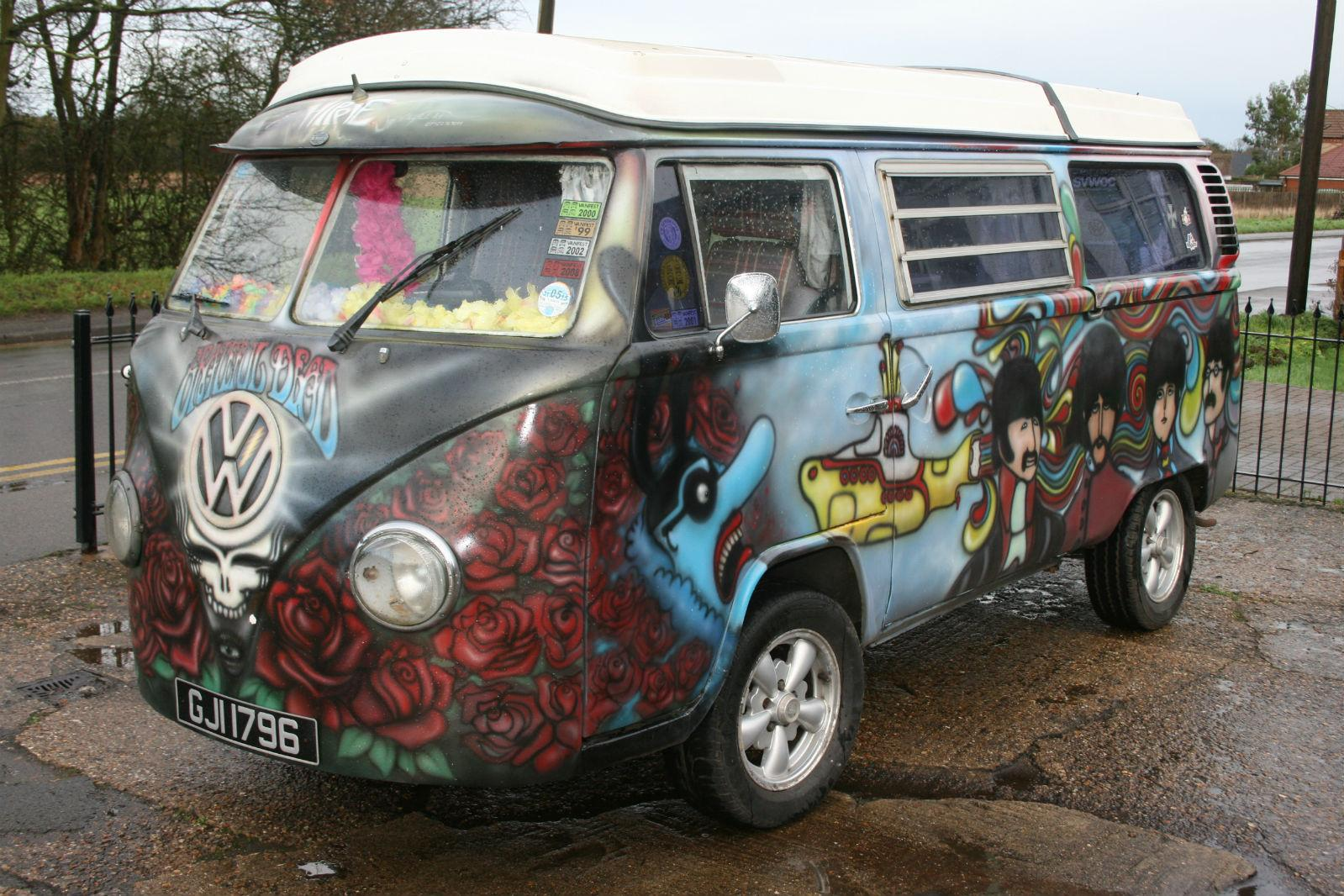 TheSamba com :: Reader's Rides - View topic - VW abortions, homemade