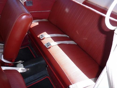 66 beetle seats