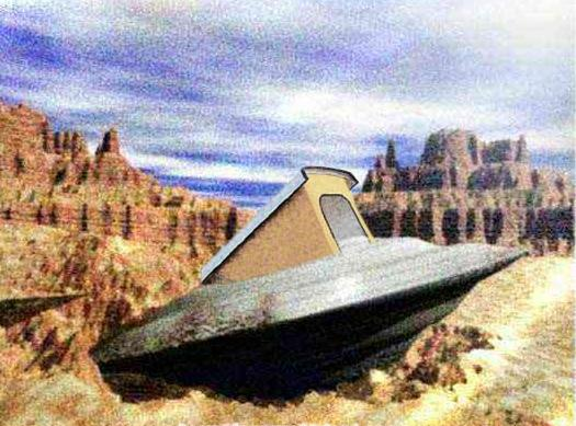Westy PopTop on UFO