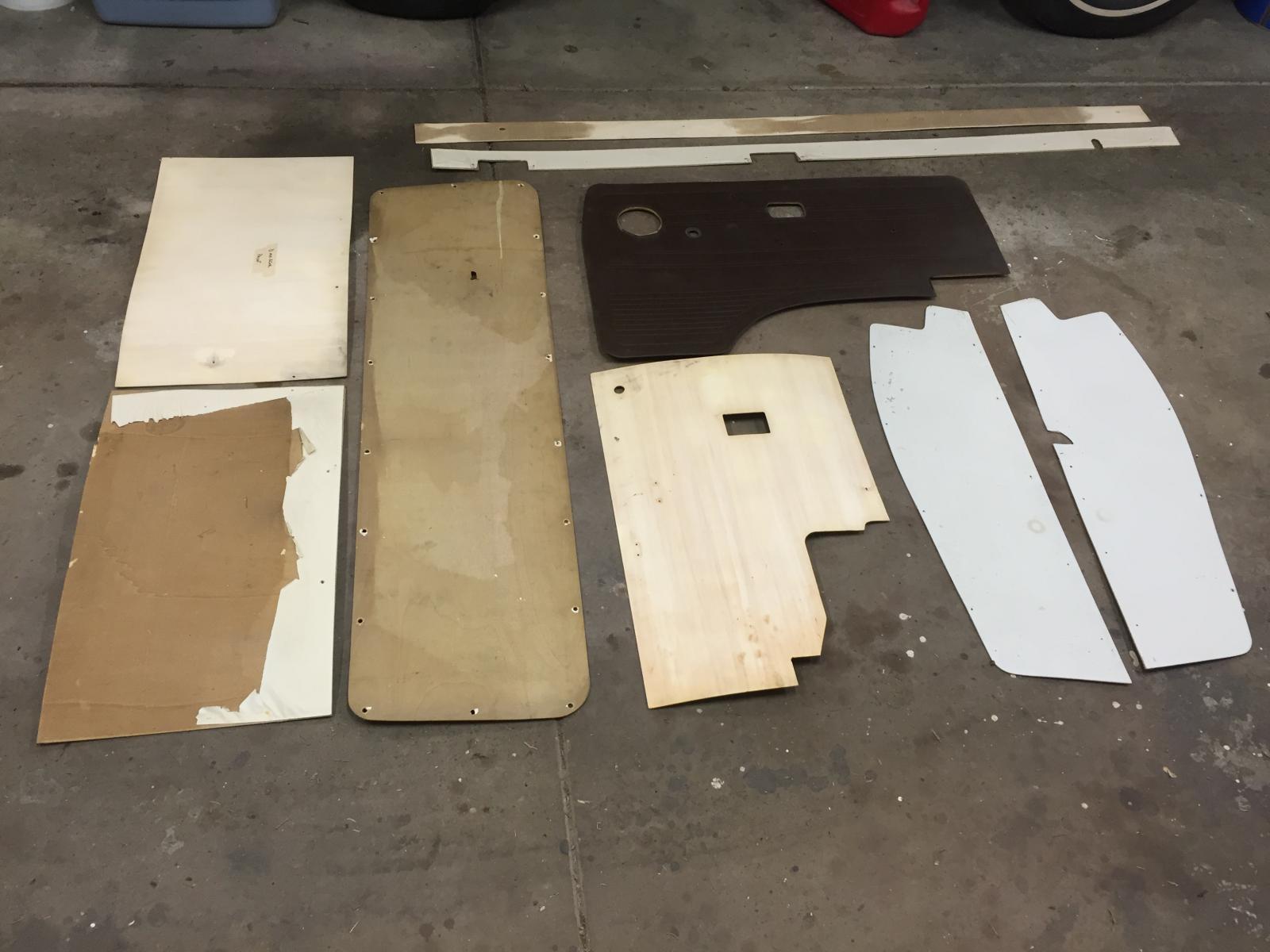 Door panels - FREE