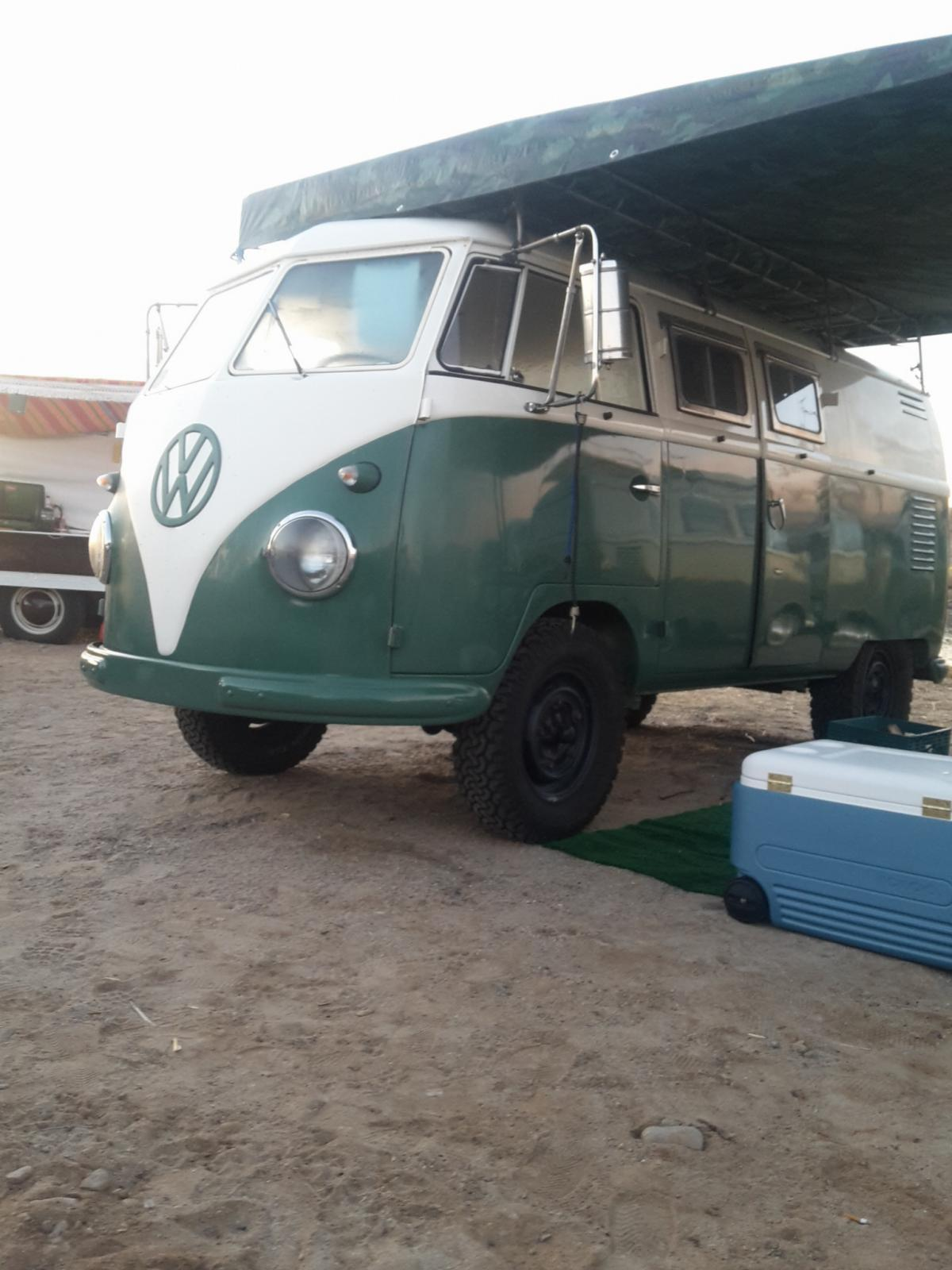 ben's dd lifted camper