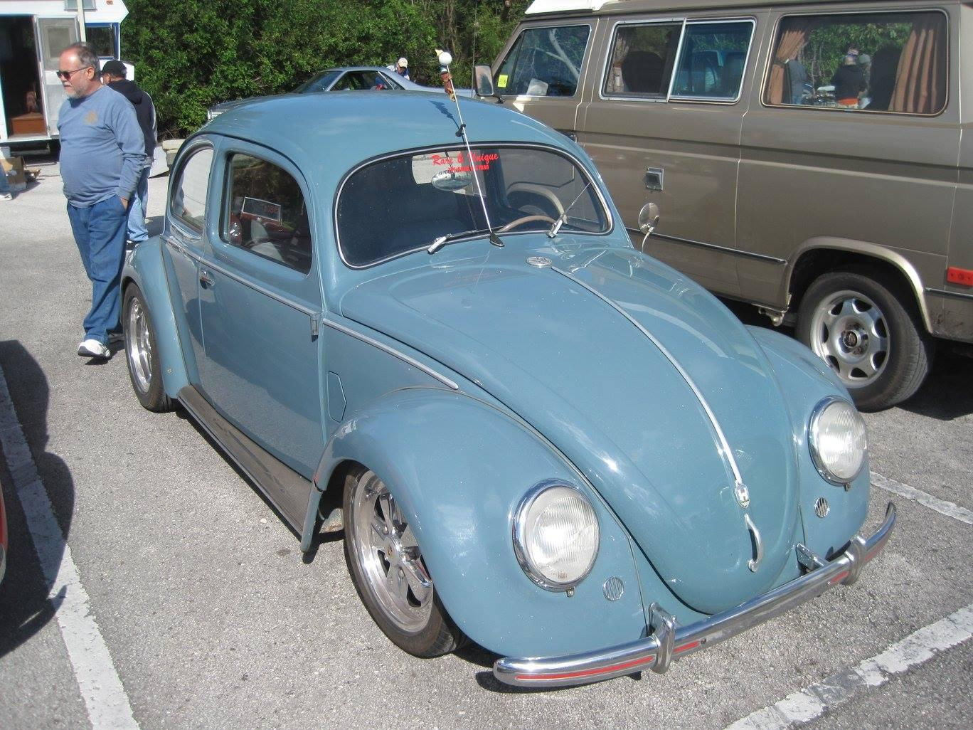 Quaker Steak & Lube VW Bugfest 2016