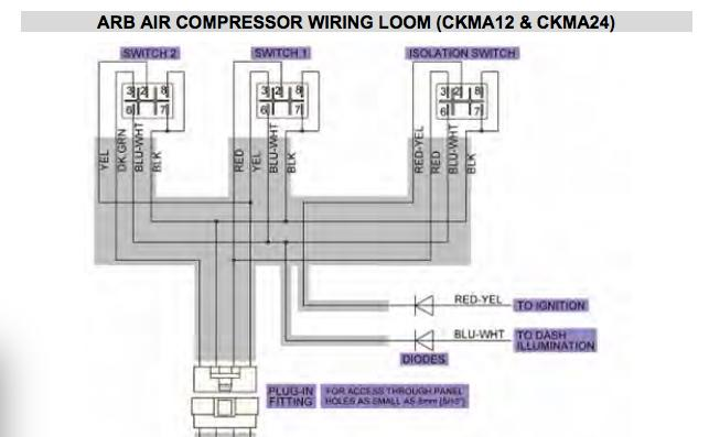 1459488 thesamba com vanagon view topic air compressor (on board arb compressor wiring harness at creativeand.co