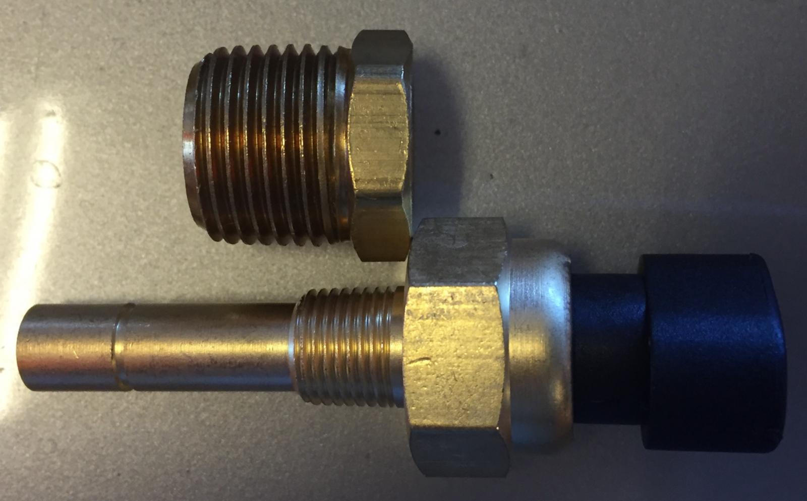 Wiring new gauges
