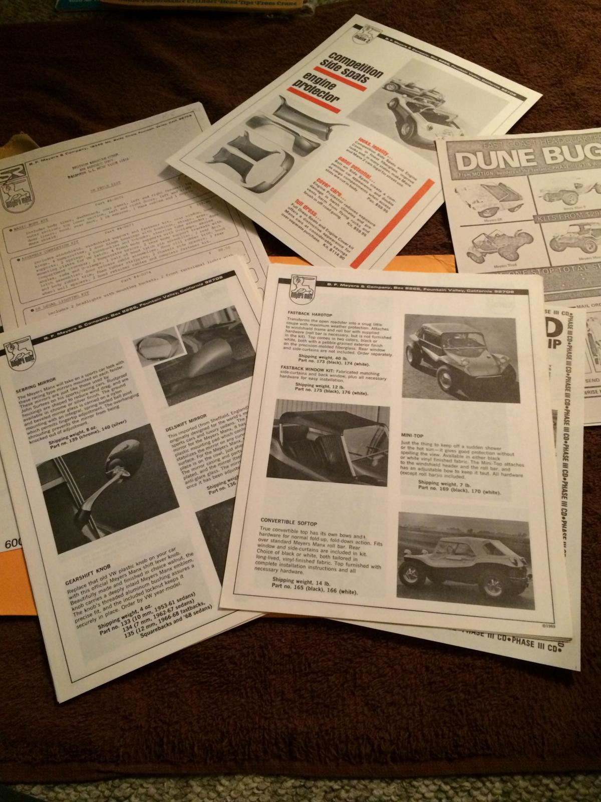 Manx catalog