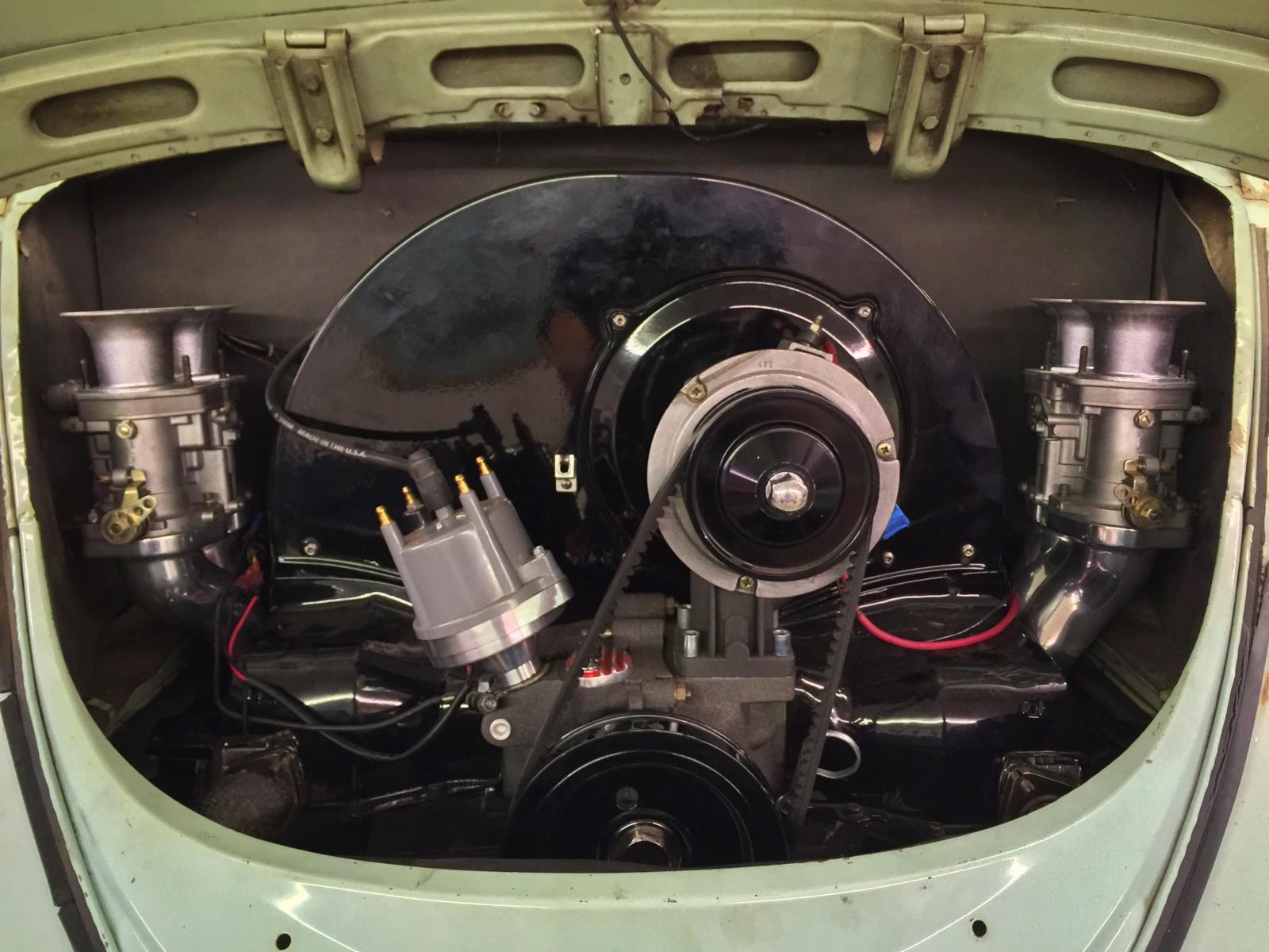 1679cc Installed