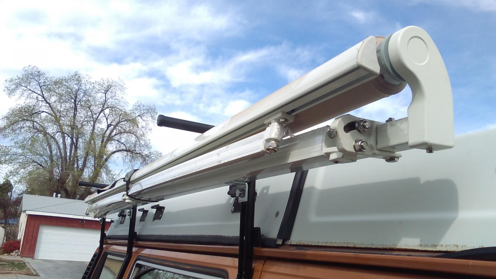 Thesamba Com Vanagon View Topic Arb Awning Making