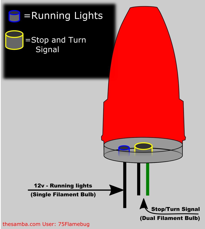 DIAGRAM 1974 Vw Beetle Lights Wire Diagrams FULL Version ...