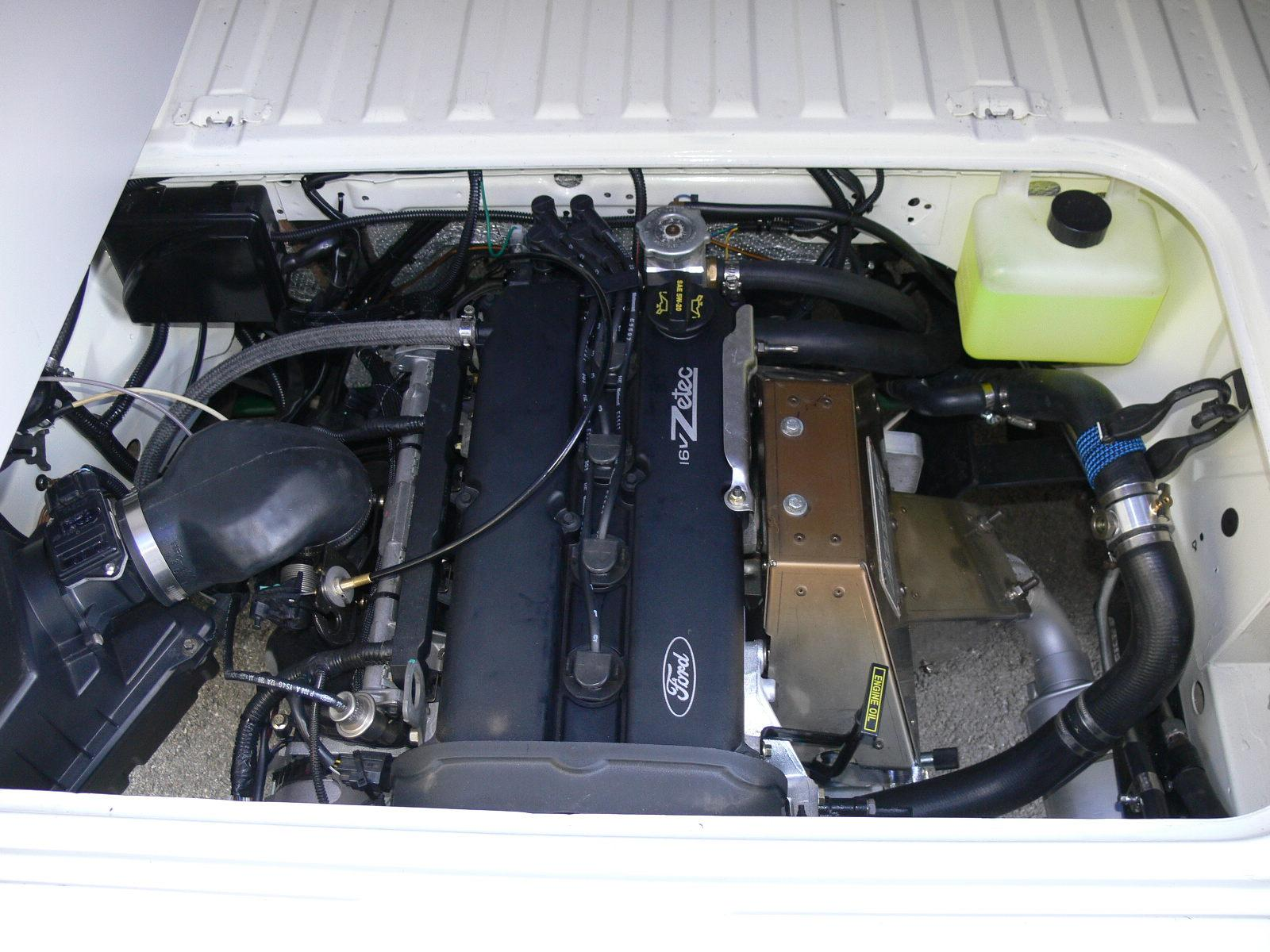 Vanagon engine conversion
