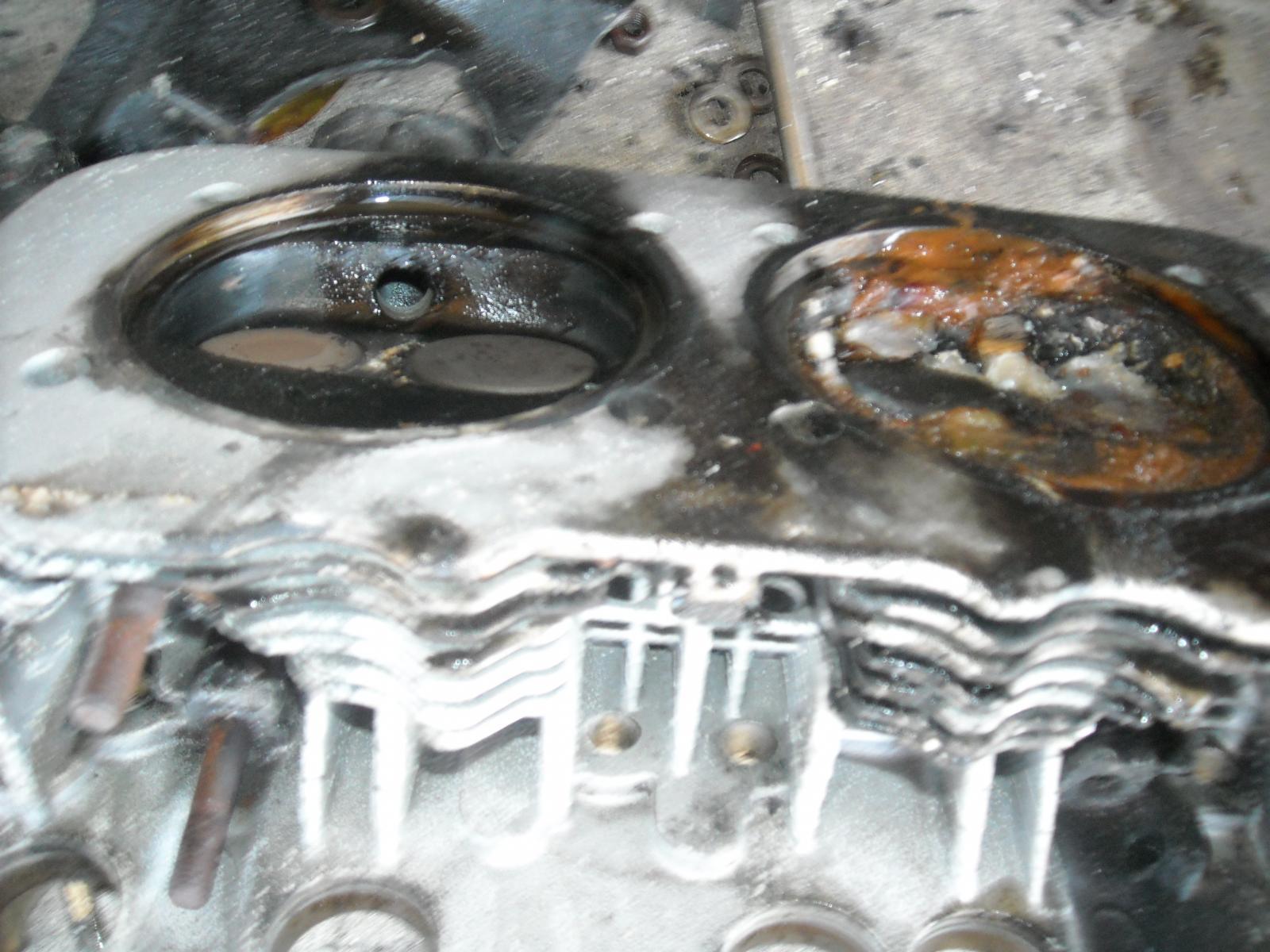 Burnt & Water-logged '76 2.0 F.I.