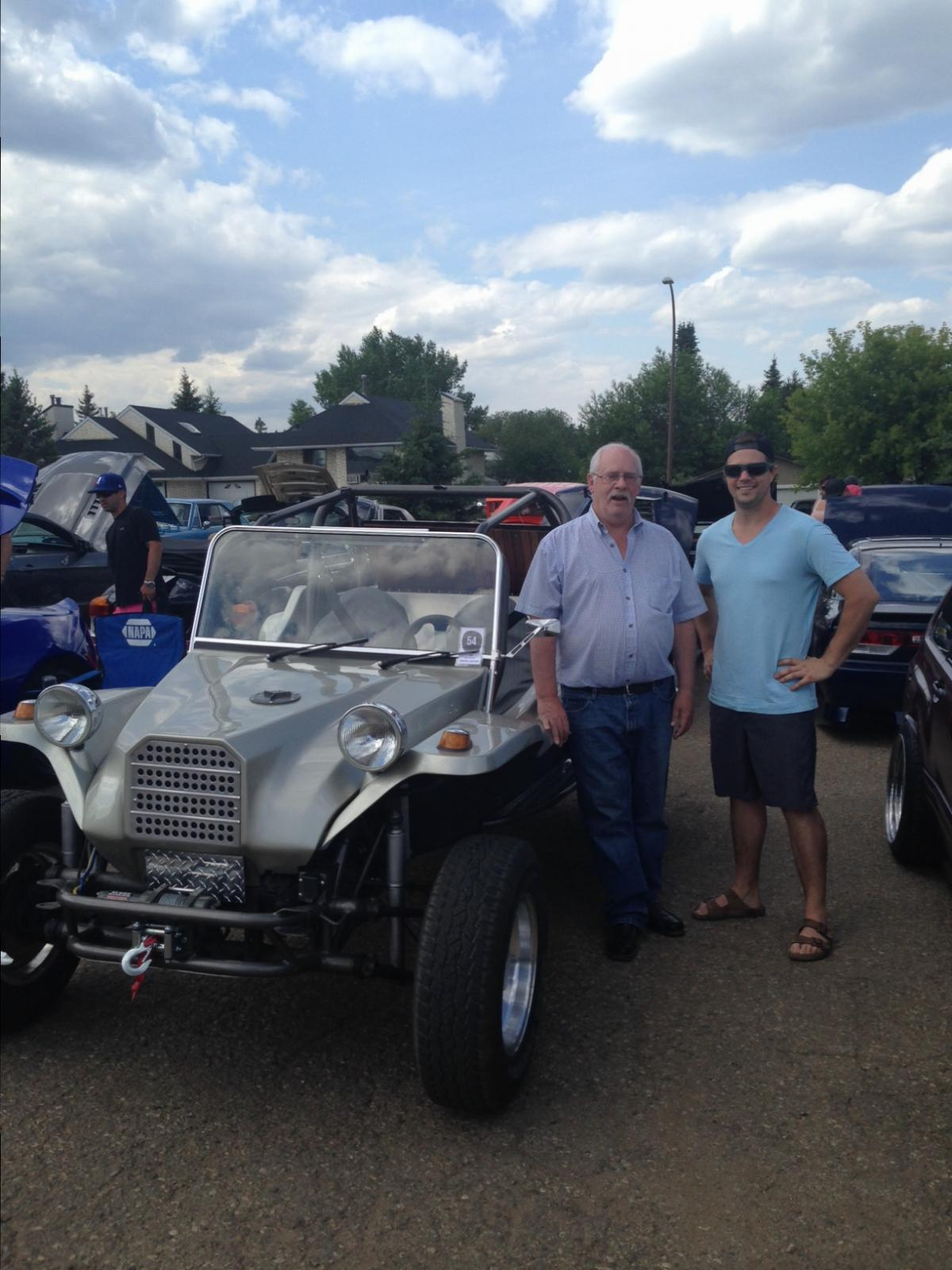 Fort McMurray car show 2015