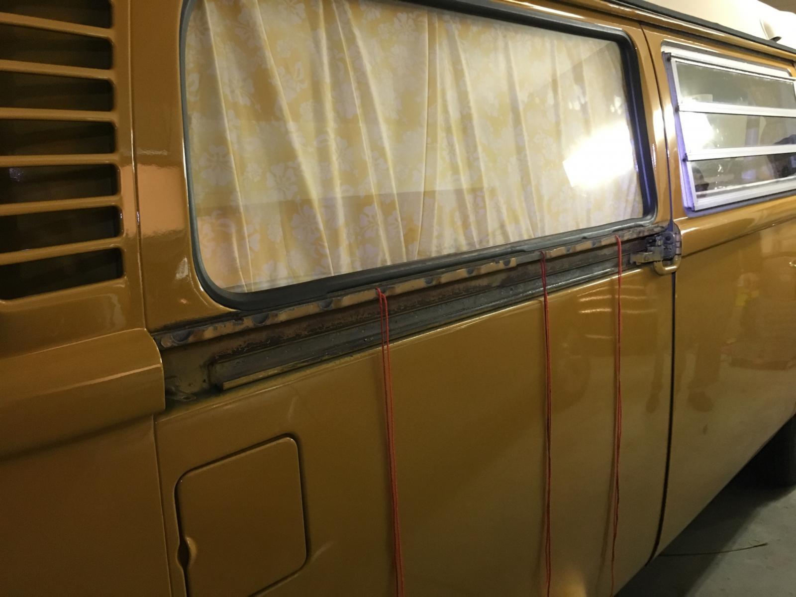Thesamba Bay Window Bus View Topic Installing Sliding
