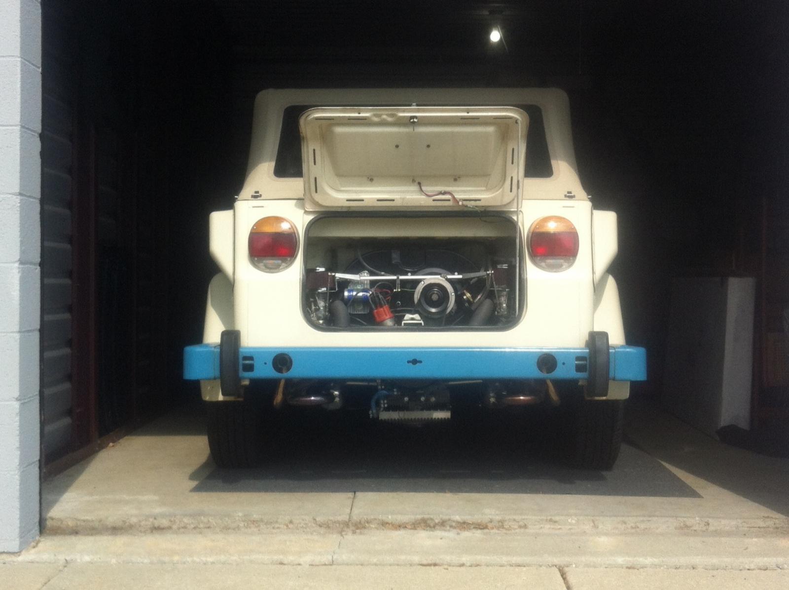 2110cc full rear view