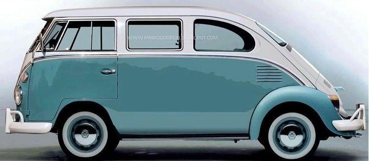 Vw Bus Bug Hybrid