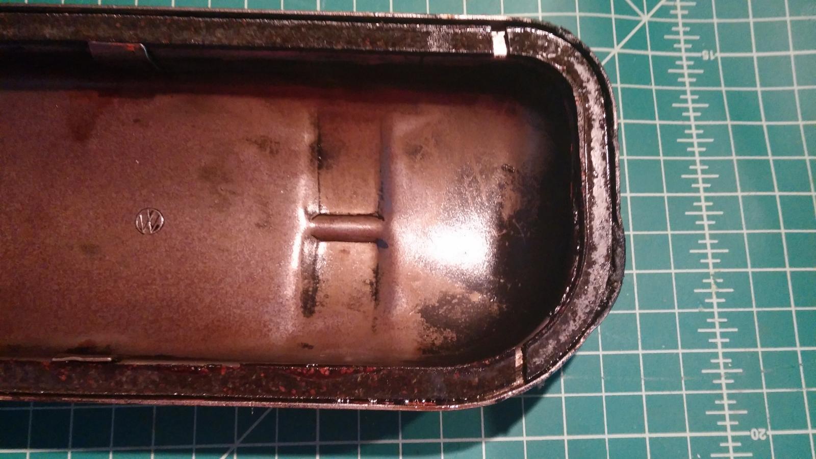 shrinking valve cover gaskets