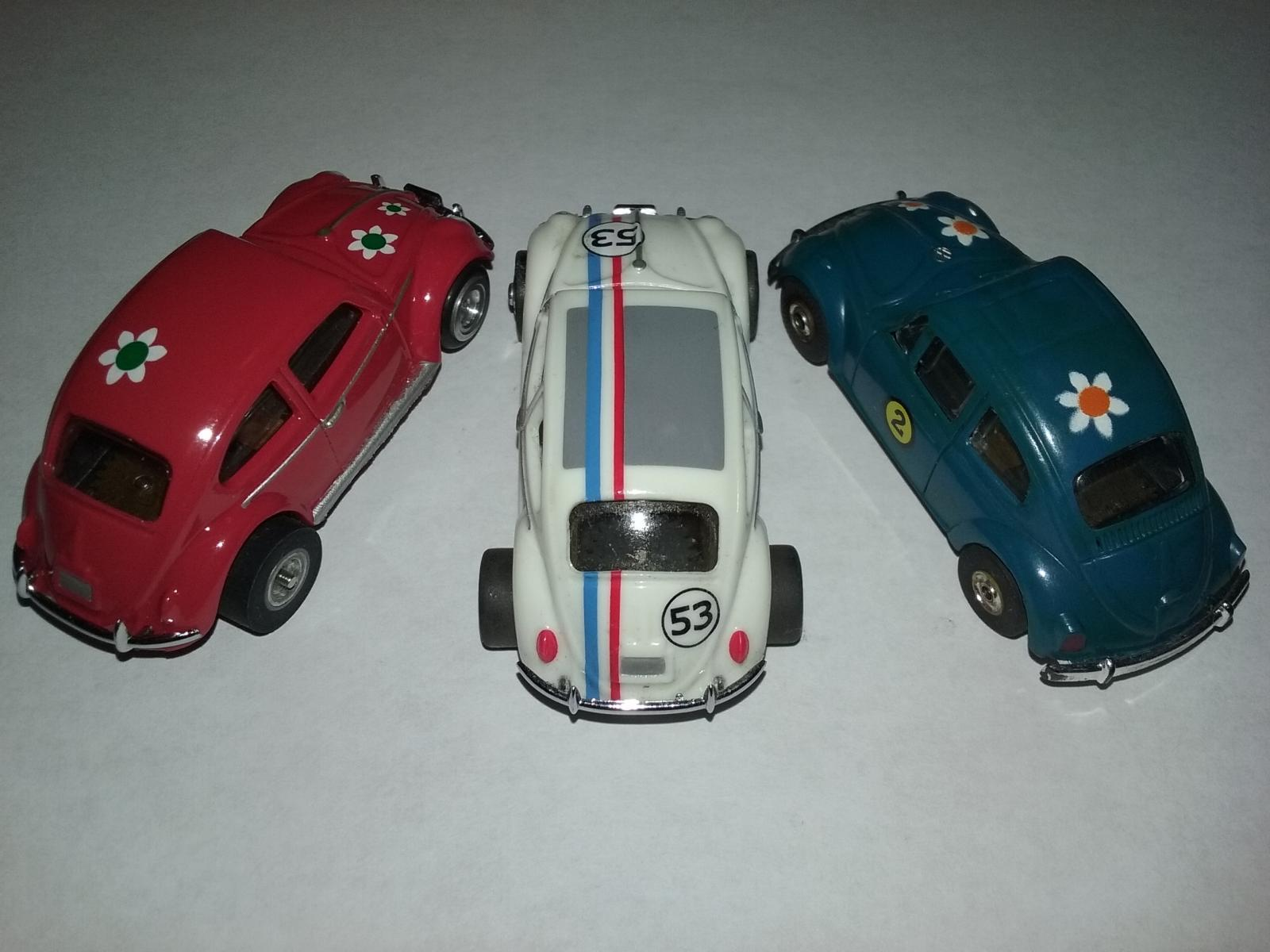 Volkswagen Bug Slot Car