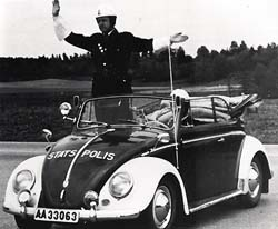 1960 Police Convertible