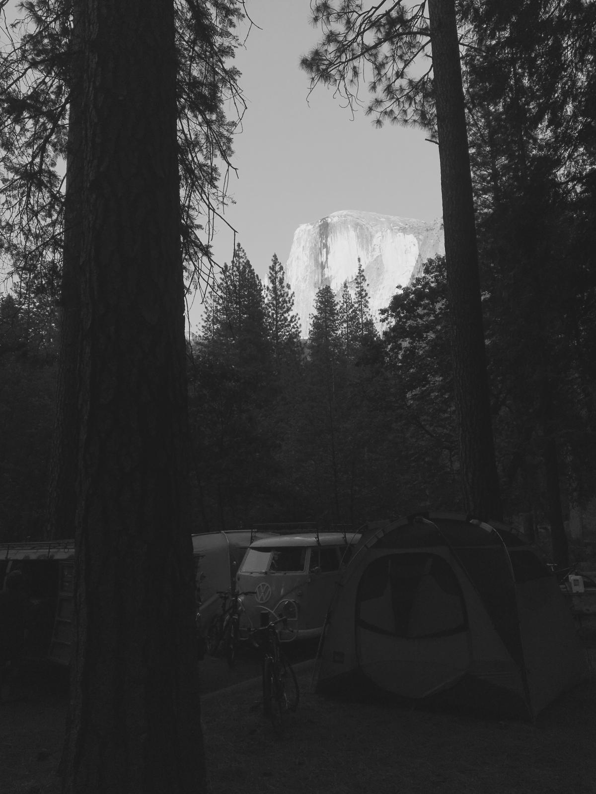 Bass lake / Yosemite 2016