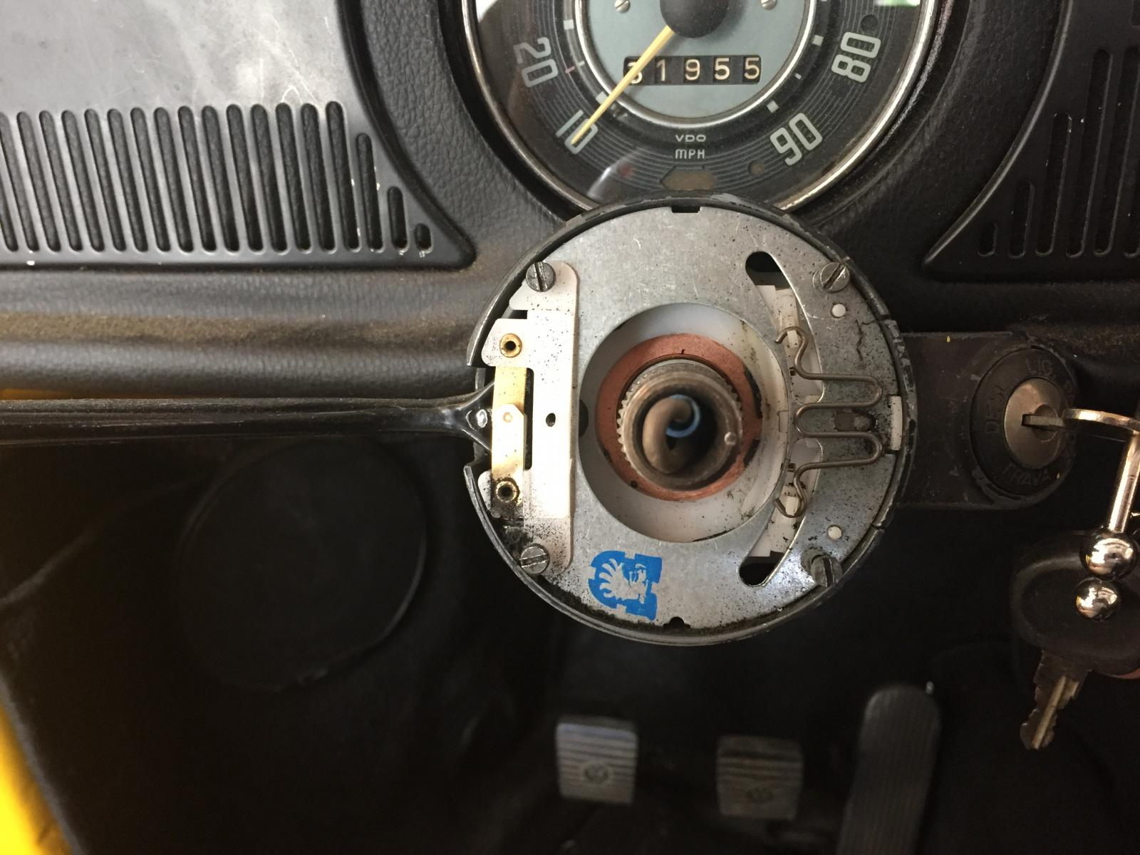 Turn Signal Switch For 72-79 Volkswagen Beetle Super Beetle