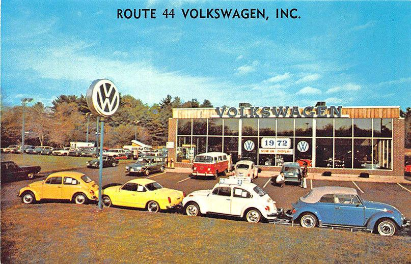 TheSambacom GeneralChat View Topic Old VW Dealerships - Volkswagen dealers in ohio