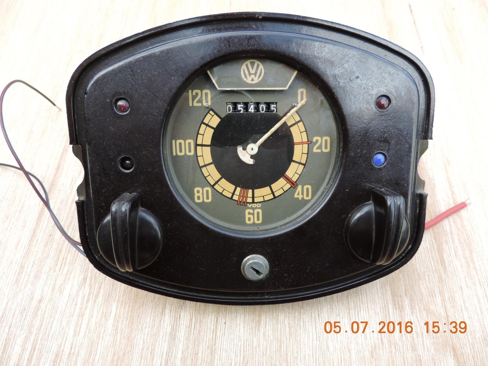 Dash pod for 1946 Split