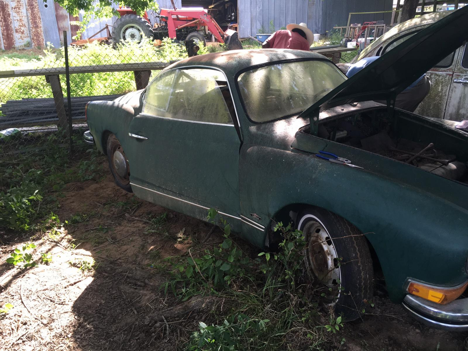 Ghia View Topic 1972 Farm Find Thesambacom Vert Dome Light Wiring Click Image To Fullscreen
