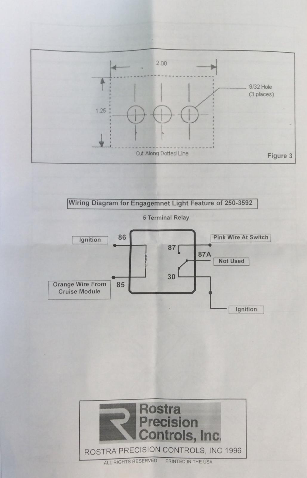 Schön Rosstra Tempomat Schaltplan Fotos - Verdrahtungsideen - korsmi ...