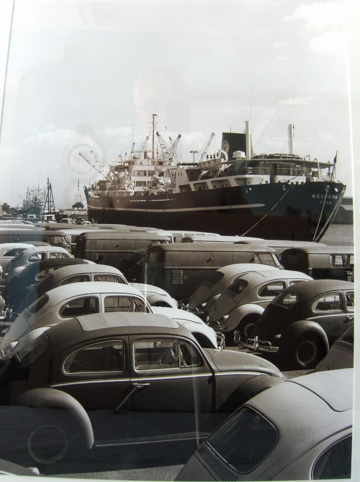 Dockside View - Port Unknown