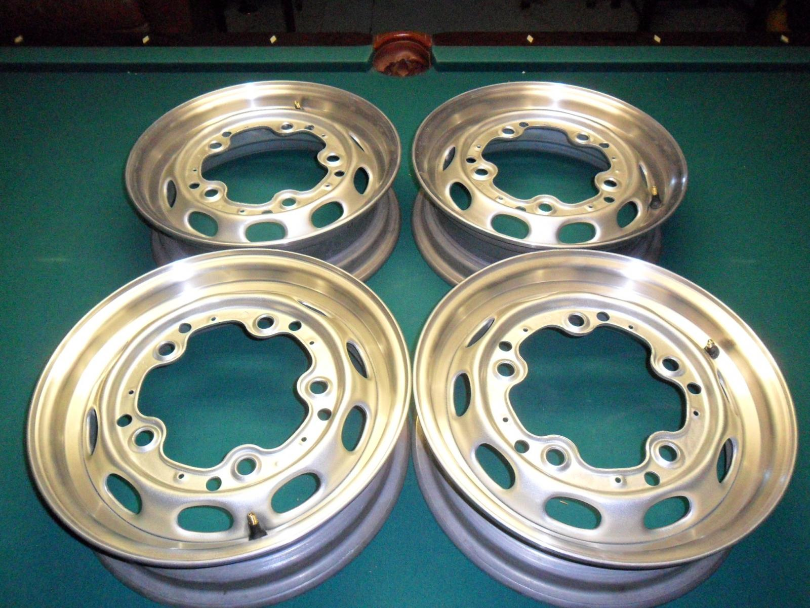 4 1/2 alloy/steel for 60mm drum