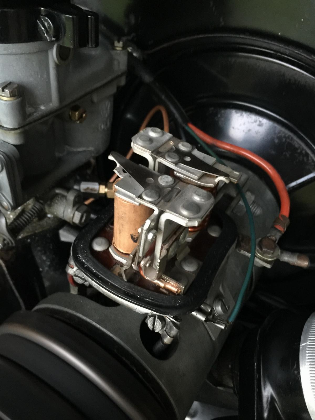 TheSamba.com :: Beetle - 1958-1967 - View topic - Solid state 6 volt  regulatorTheSamba.com