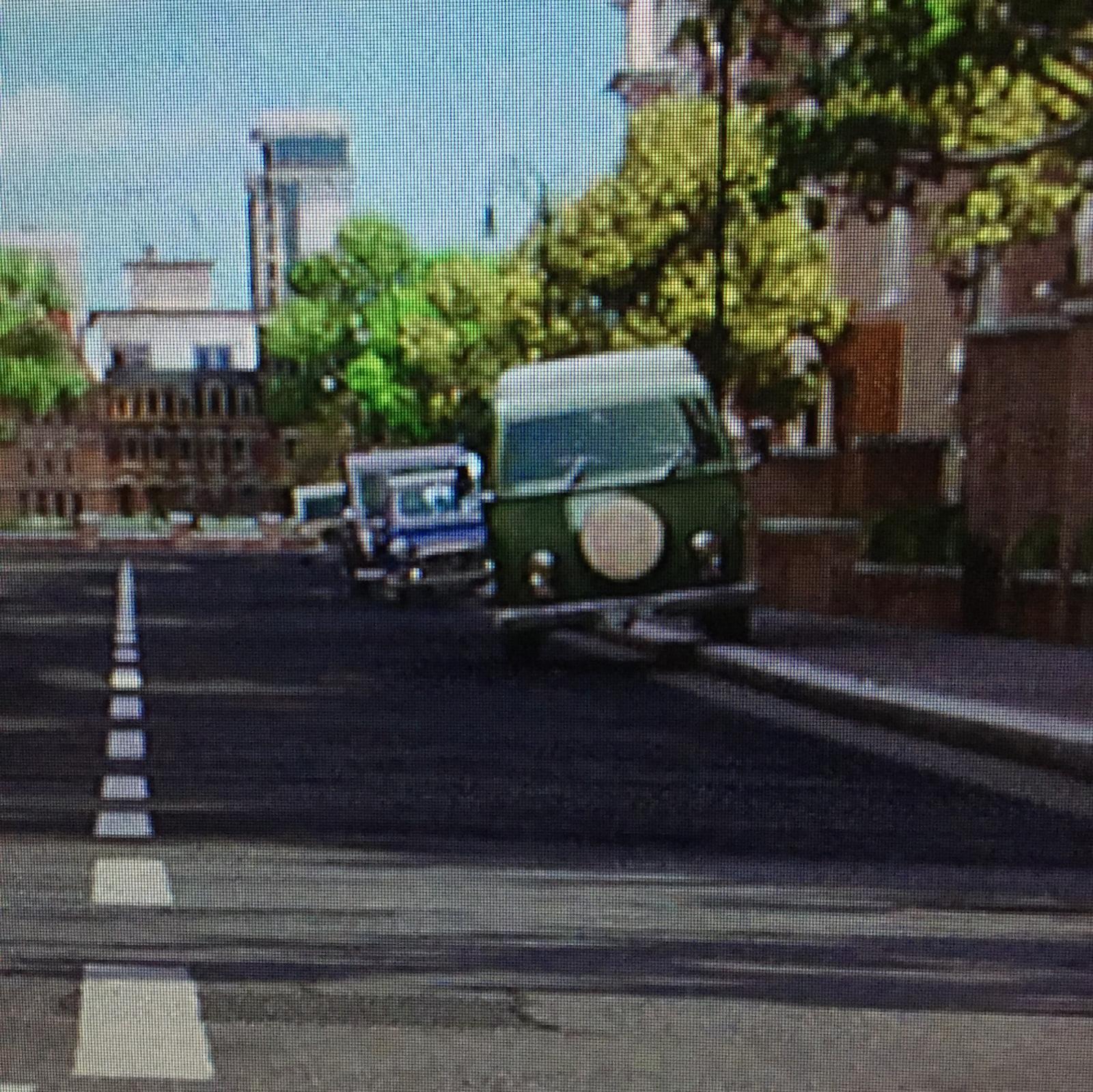 The Minions movie: Abbey Road