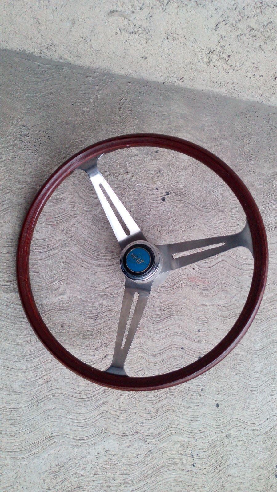 Empi gtv steering wheel 60's