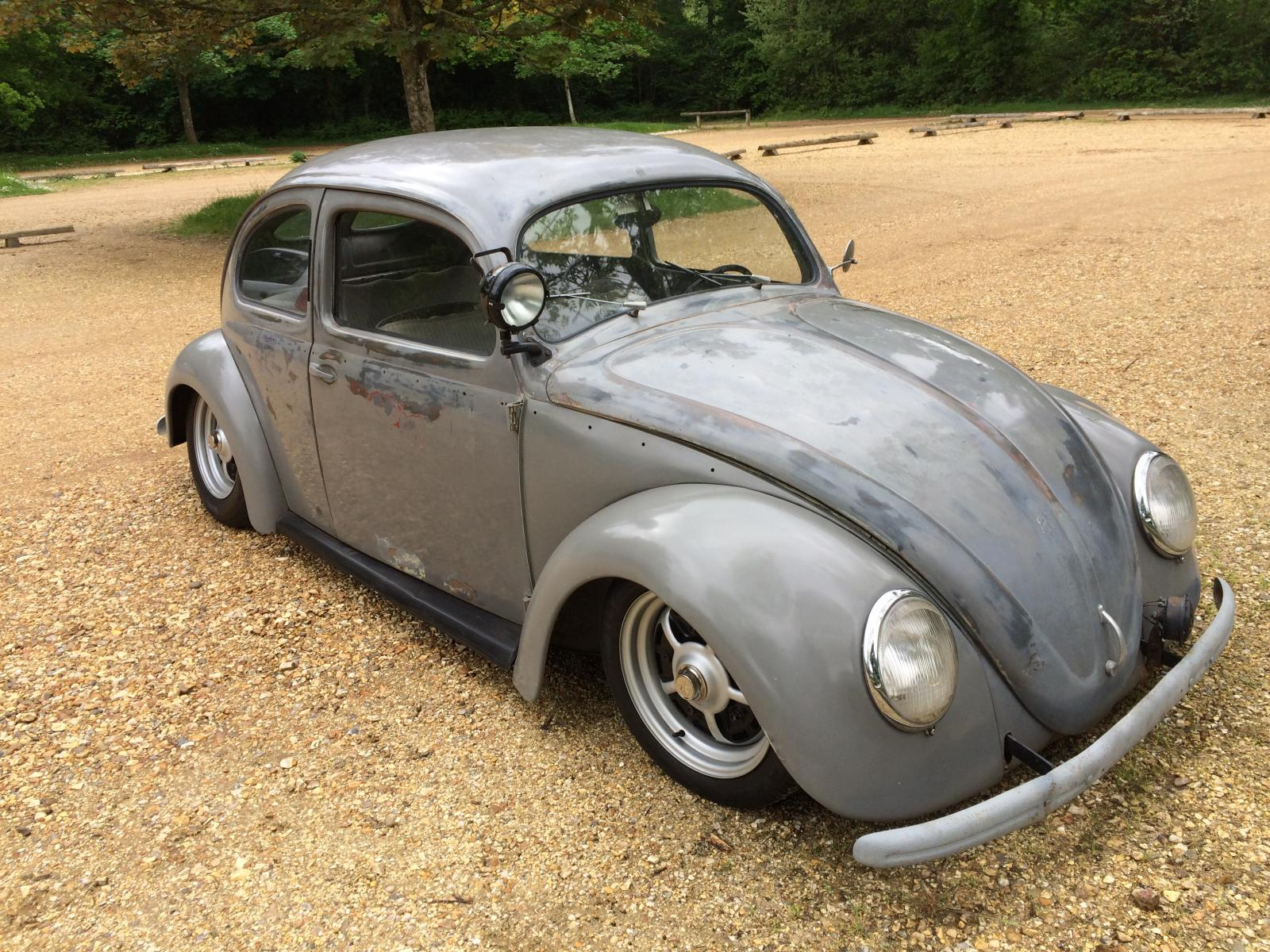 Help needed for restoration of BAOR VW beetle from 1948 - Page 2 1558694