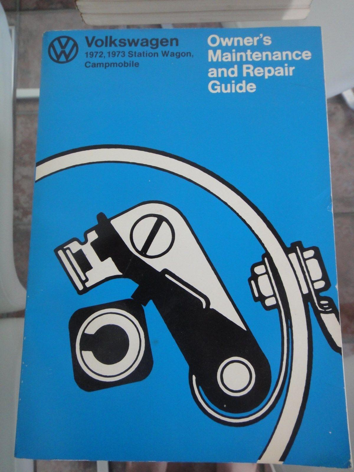 72 73 vw mant guide