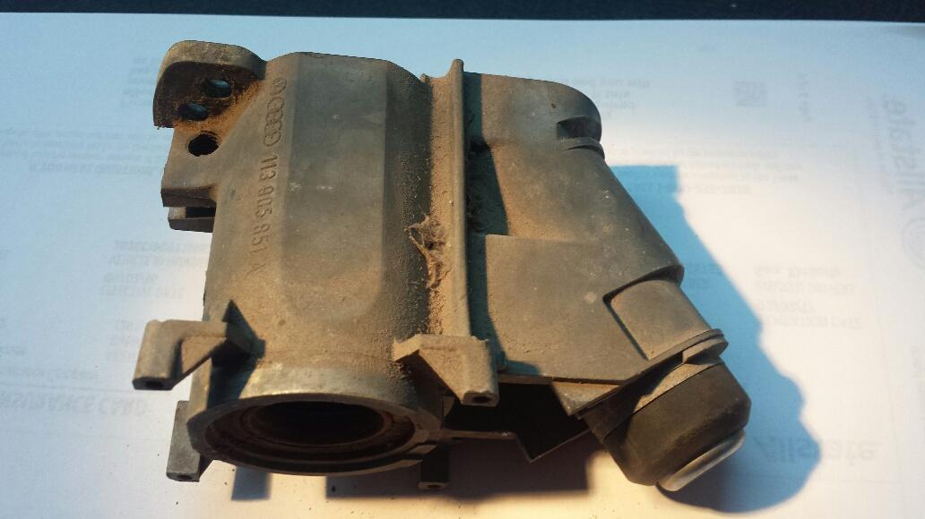 Ignition cylinder